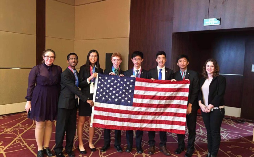 Historical Results for USA Astronomy and Astrophysics Team in the International Olympiad in Astronomy andAstrophysics!