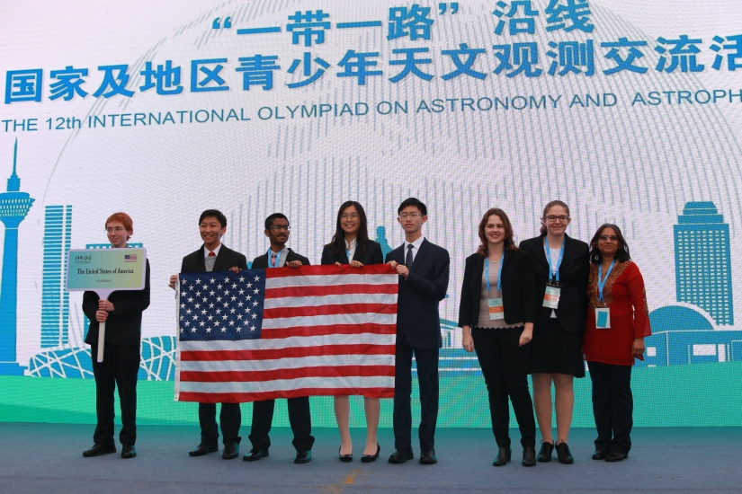 Help Team USA travel to China for the 2018 IOAA!