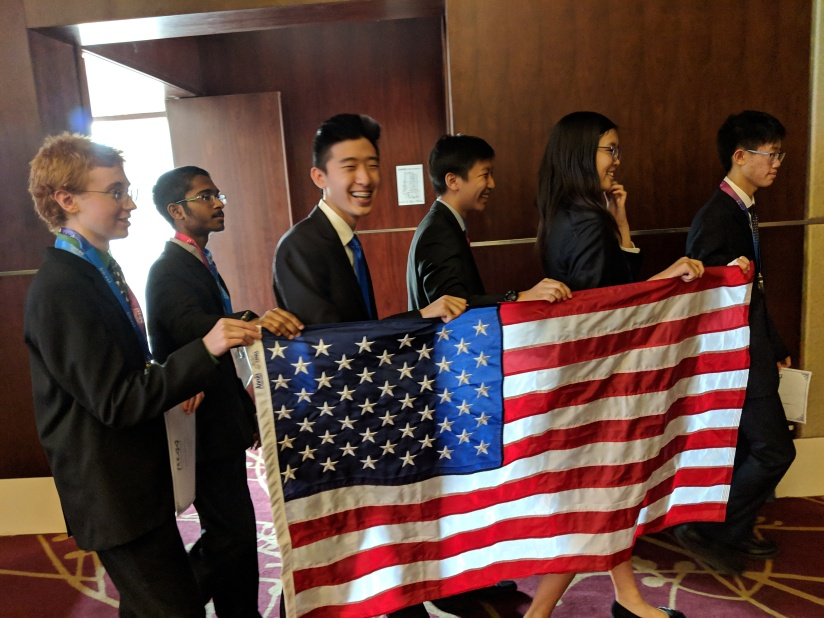 Be part of the Team USA at the International Astronomy and Astrophysics Olympiad!